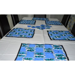 "Nappe de table WAX ""DETIKA"""
